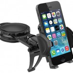 MACALLY CAR DASHBOARD AJUSTABLE SMARTPHONE HOLDER