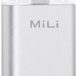 MiLi iData External Storage for Apple Lightning Devices - 16GB Silver