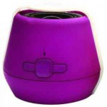 smart dynamite bluetooth speaker (purple)
